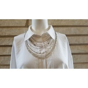 Chloe + Isabel Multi Tiered Necklace